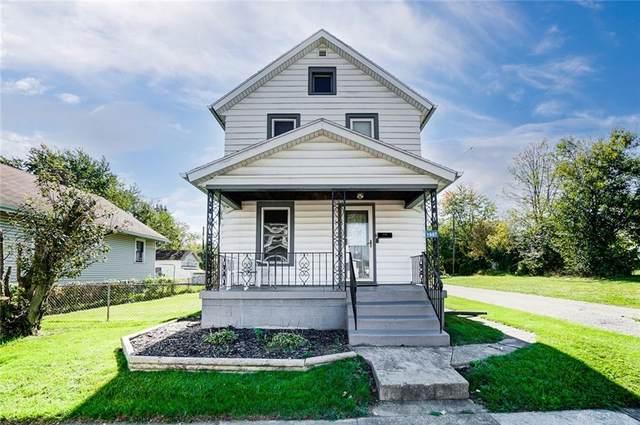 1907 Warder Street, Springfield, OH 45503 (MLS #852111) :: Bella Realty Group