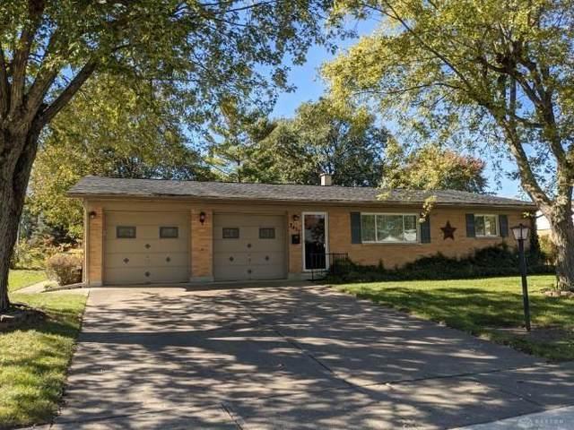 2432 Alvarado Drive, Kettering, OH 45420 (MLS #852114) :: The Westheimer Group