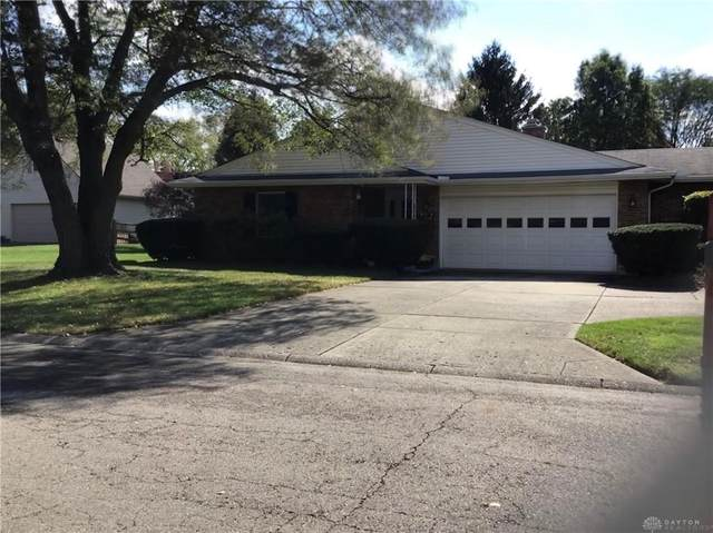 1060 Princewood Avenue, Centerville, OH 45429 (MLS #852118) :: The Westheimer Group