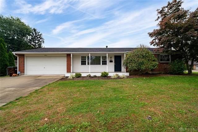2800 Swigert Road, Kettering, OH 45440 (MLS #852147) :: The Westheimer Group