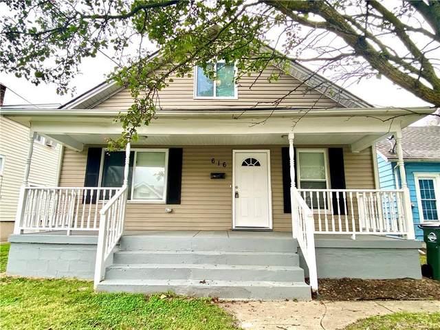 616 Wilson Street, Middletown, OH 45044 (MLS #852156) :: The Westheimer Group