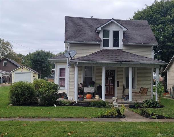 412 E Newell Street, West Liberty, OH 43357 (MLS #852166) :: Bella Realty Group