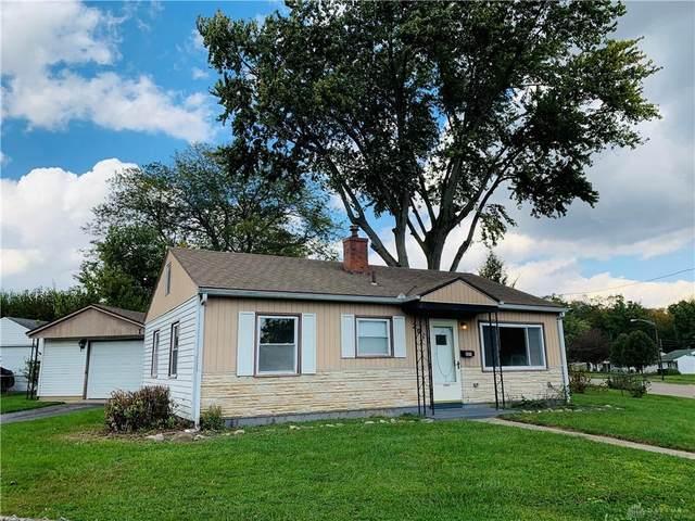 201 N. Brown School Road, Vandalia, OH 45377 (MLS #852181) :: Bella Realty Group