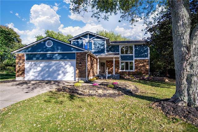 510 Royal Springs Drive, Springboro, OH 45066 (MLS #852218) :: The Westheimer Group