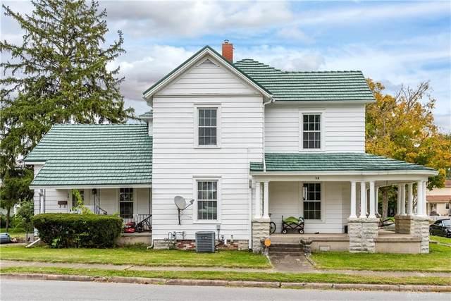 54 S Walnut, Germantown, OH 45327 (MLS #852230) :: The Westheimer Group