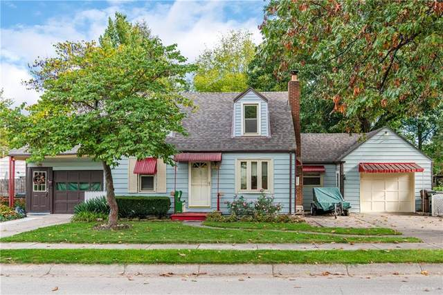 105 E Parkwood Drive 1/2, Fairborn, OH 45324 (MLS #852235) :: The Westheimer Group
