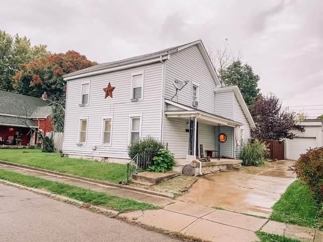 512 Main Street, Brookville, OH 45309 (MLS #852241) :: The Westheimer Group