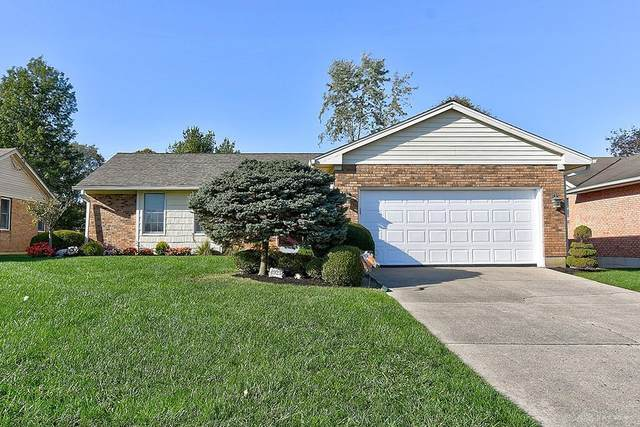 4925 Rosedale Road, Middletown, OH 45042 (MLS #852255) :: The Westheimer Group