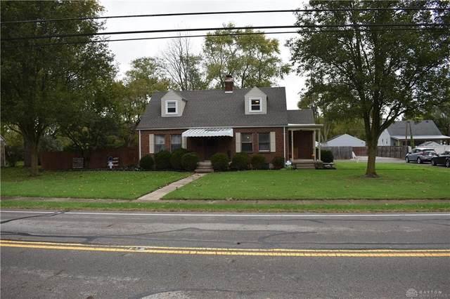 208 E Main Street, Medway, OH 45341 (#852367) :: Century 21 Thacker & Associates, Inc.