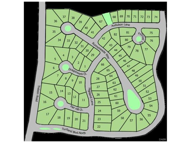 0 Lot 34 Runnymeade Way, Beavercreek Township, OH 45385 (#617367) :: Bill Gabbard Group