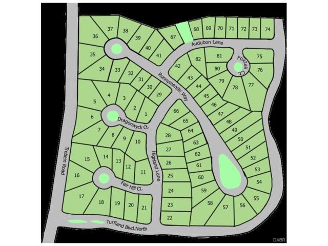 0 Lot 35 Runnymeade Way, Beavercreek Township, OH 45385 (#617375) :: Bill Gabbard Group