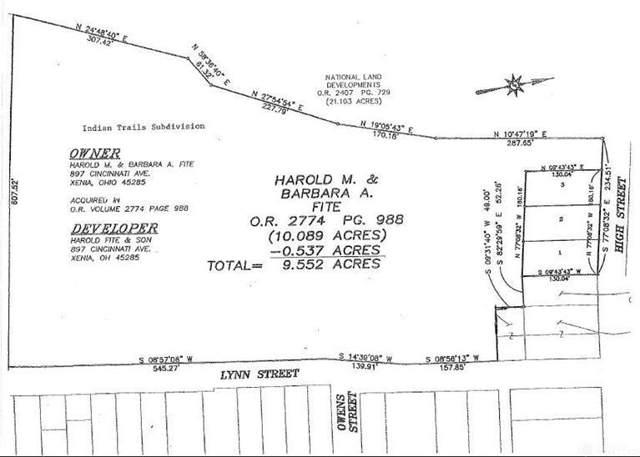 0 Lynn Street, Xenia, OH 45385 (MLS #709335) :: The Gene Group