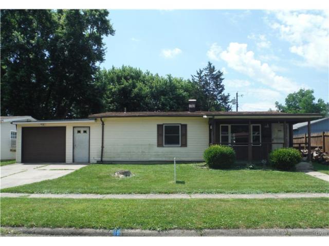 322 Prentice Drive, New Carlisle, OH 45344 (MLS #740526) :: The Gene Group