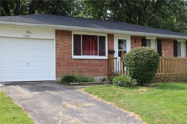 1468 Oshaughnesy Drive, Xenia, OH 45385 (MLS #745353) :: Denise Swick and Company