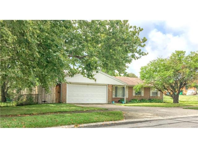 406 Oxford Drive, Fairborn, OH 45324 (MLS #745502) :: The Gene Group