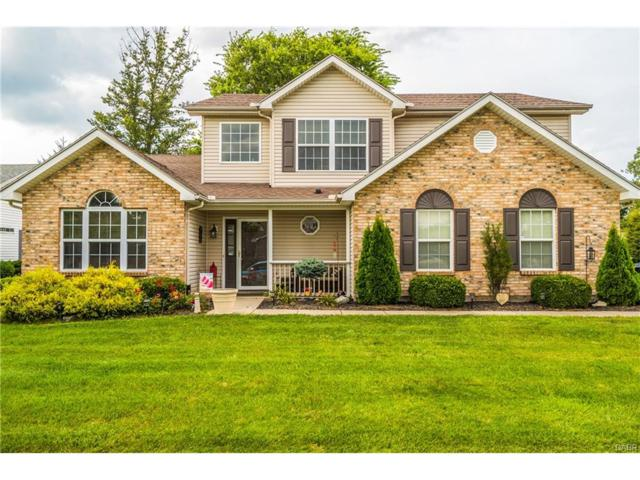 815 Plover Lane, Clayton, OH 45315 (MLS #748029) :: The Gene Group