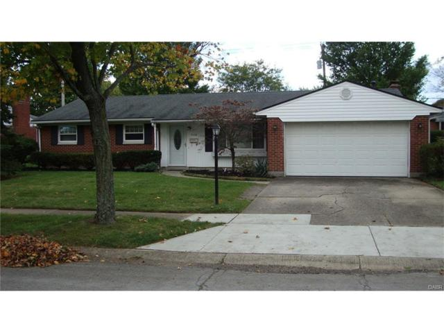968 Wenbrook Drive, Kettering, OH 45429 (MLS #749939) :: The Gene Group