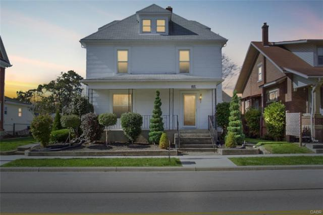 202 Main Street, Pleasant Hill, OH 45359 (MLS #750132) :: The Gene Group