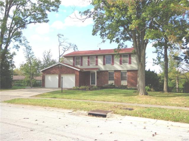 277 Topton Drive, Vandalia, OH 45377 (MLS #751260) :: Denise Swick and Company