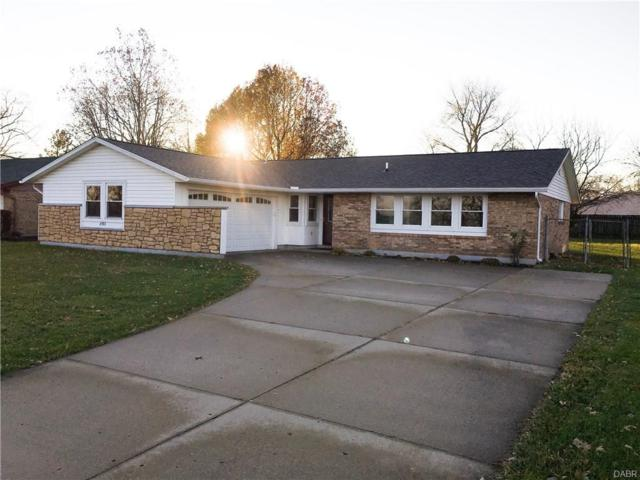 6983 Troy Pike, Huber Heights, OH 45424 (MLS #752369) :: The Gene Group