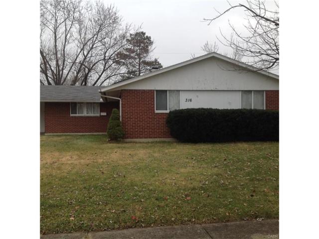 316 Verdon Place, Dayton, OH 45426 (MLS #752564) :: Denise Swick and Company