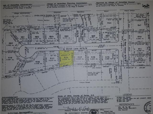 69 Monet Lane, Versailles, OH 45380 (MLS #753130) :: Denise Swick and Company