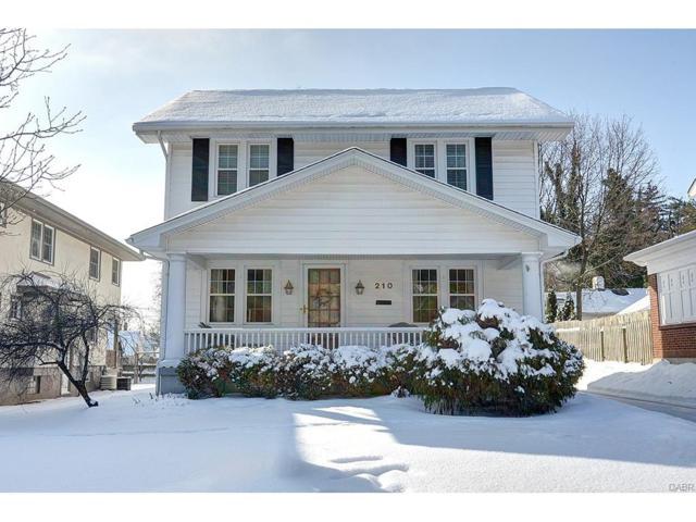 210 Oak Knoll Drive, Oakwood, OH 45419 (MLS #754433) :: Denise Swick and Company