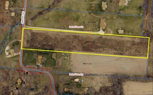 0 Snider Road, New Carlisle, OH 45344 (MLS #755228) :: The Gene Group