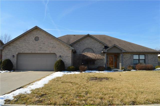 221 Old Carriage Drive, Englewood, OH 45322 (MLS #756037) :: Denise Swick and Company