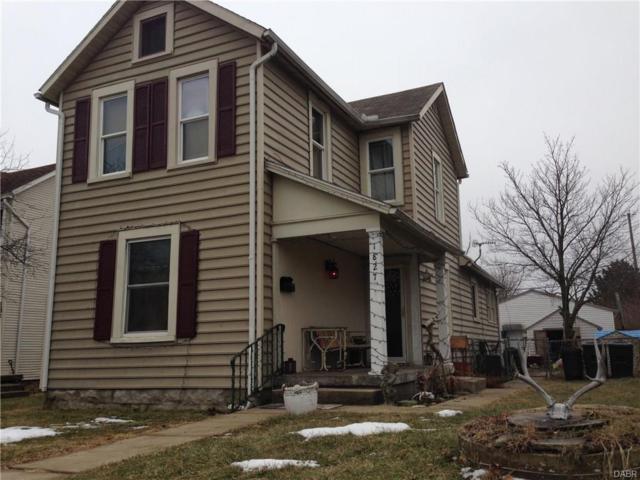 1827 Warder Street, Springfield, OH 45503 (MLS #756609) :: The Gene Group