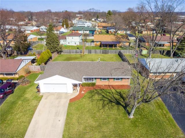 3207 Gardenia Drive, West Carrollton, OH 45449 (MLS #757425) :: Jon Pemberton & Associates with Keller Williams Advantage