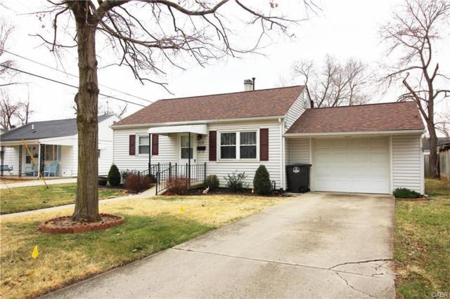 713 Poplar Street, West Carrollton, OH 45449 (MLS #758251) :: Jon Pemberton & Associates with Keller Williams Advantage