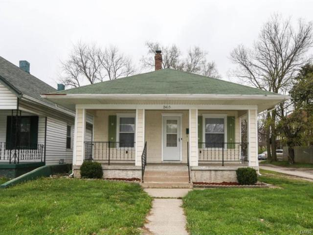 2415 Grand Avenue, Middletown, OH 45044 (MLS #760494) :: The Gene Group