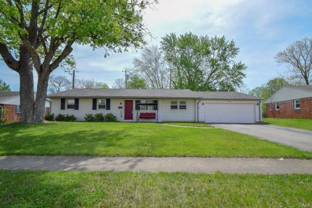 302 Buttercup Avenue, Vandalia, OH 45377 (MLS #763659) :: The Gene Group