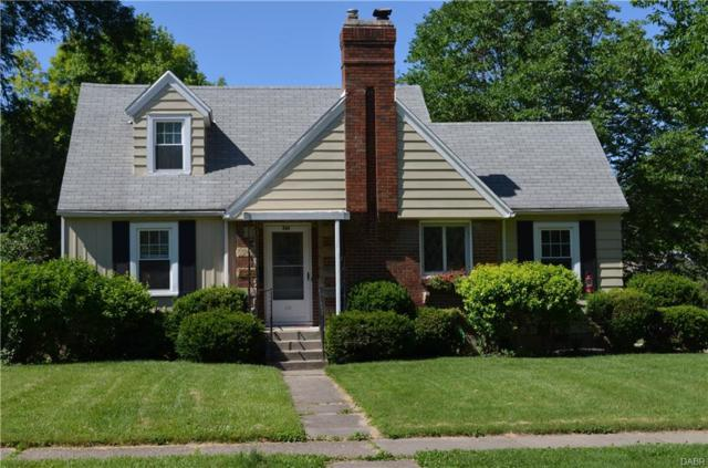 561 Peach Orchard Road, Dayton, OH 45419 (MLS #763825) :: The Gene Group
