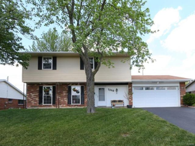 7240 Claybeck Drive, Huber Heights, OH 45424 (MLS #763841) :: Denise Swick and Company