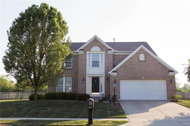 129 Springhouse Drive, Englewood, OH 45322 (MLS #764160) :: The Gene Group