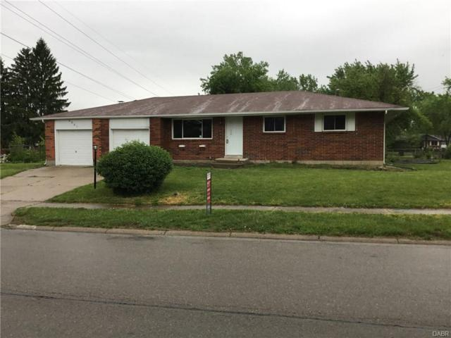 4941 Coulson Drive, Dayton, OH 45417 (MLS #764230) :: Denise Swick and Company