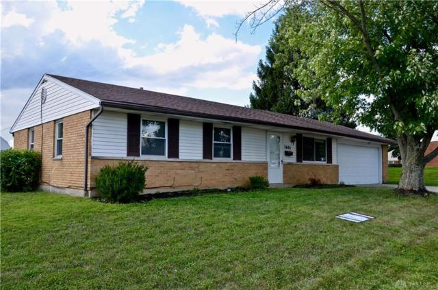 7601 Bassett Drive, Huber Heights, OH 45424 (MLS #767510) :: The Gene Group