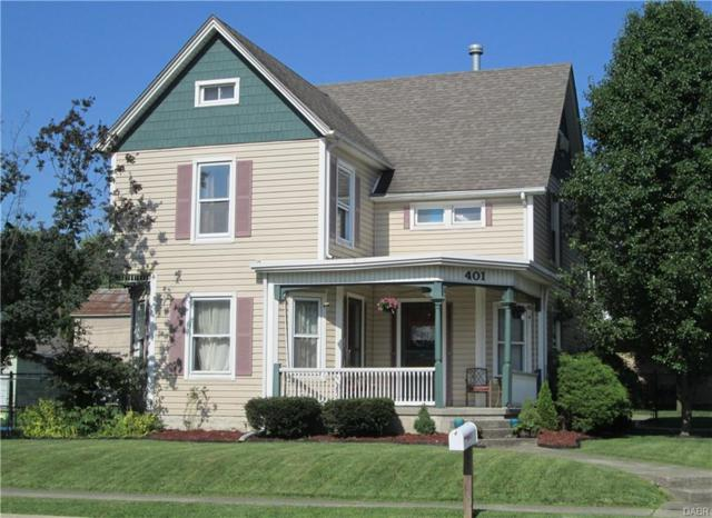 401 Commerce Street, Lewisburg, OH 45338 (MLS #768209) :: Jon Pemberton & Associates with Keller Williams Advantage