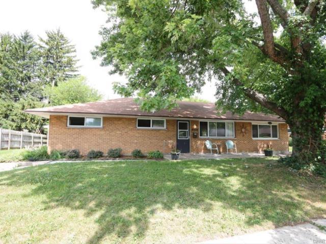 5205 Mariner Drive, Huber Heights, OH 45424 (MLS #768575) :: Jon Pemberton & Associates with Keller Williams Advantage