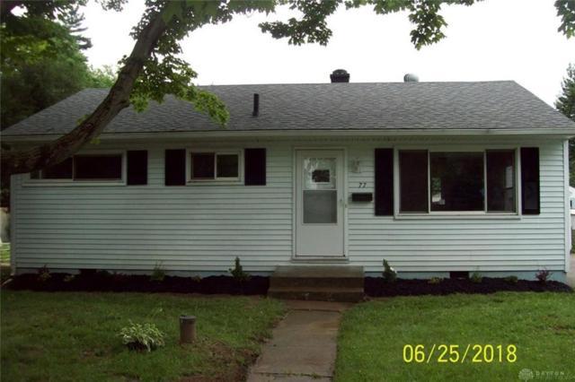 77 Shawnee Drive, Hamilton, OH 45013 (#768739) :: Bill Gabbard Group
