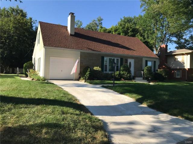 99 Ridgeway Drive, Centerville, OH 45459 (MLS #769477) :: The Gene Group