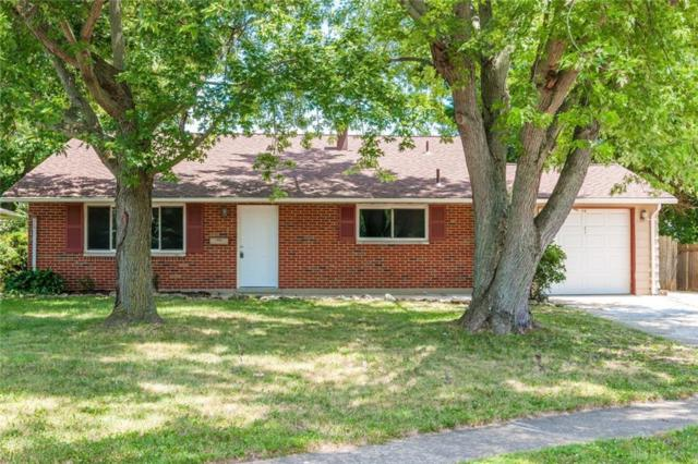304 Deerfield Drive, New Carlisle, OH 45344 (MLS #769985) :: The Gene Group