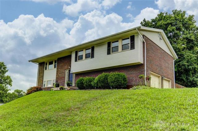 500 Lincoln Green Drive, Dayton, OH 45449 (MLS #771112) :: The Gene Group