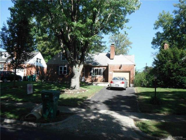 3040 Fairway Drive, Dayton, OH 45409 (MLS #774678) :: The Gene Group