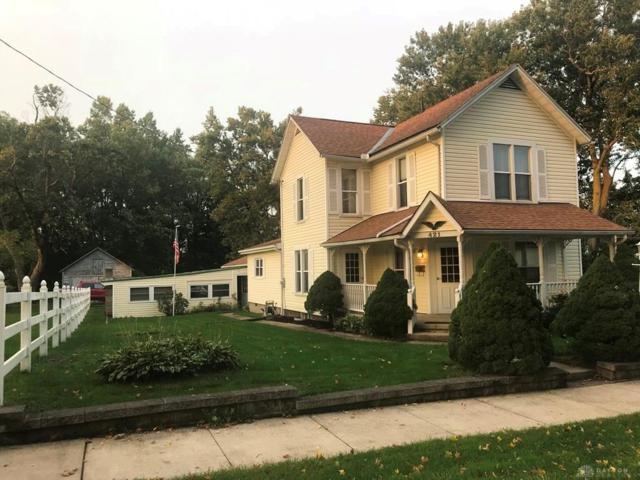 421 Pleasant Street, Mt Vernon, OH 43050 (#777247) :: Bill Gabbard Group