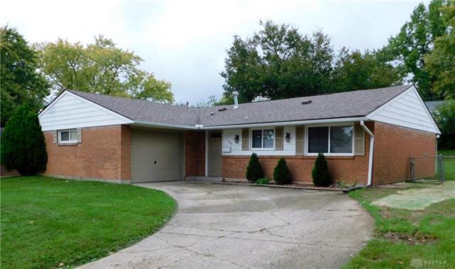 6009 Holbrook Drive, Huber Heights, OH 45424 (MLS #777820) :: Jon Pemberton & Associates with Keller Williams Advantage