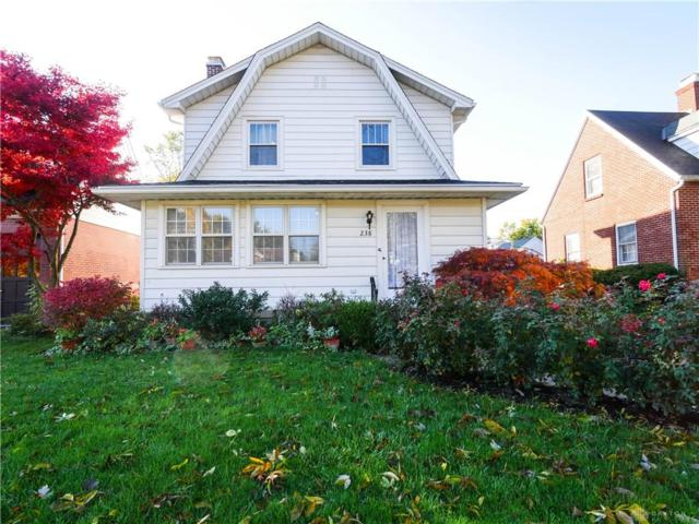 238 Claranna Avenue, Oakwood, OH 45419 (MLS #778601) :: Denise Swick and Company