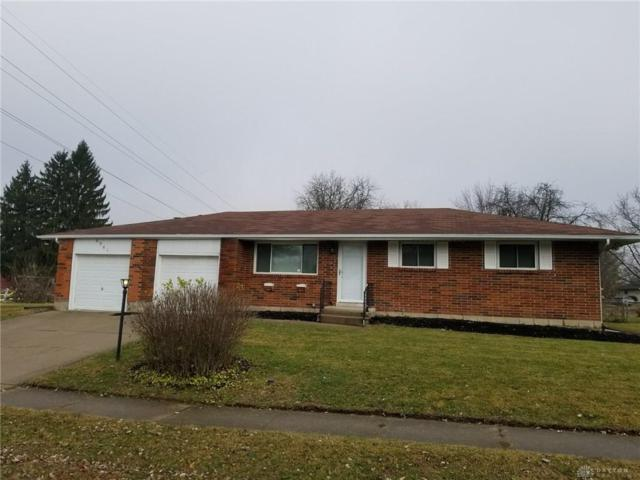 4941 Coulson Drive, Dayton, OH 45417 (MLS #780108) :: The Gene Group